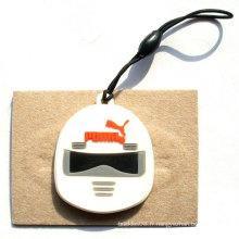 Pendentif mobile pvc pour promotion, cadeau, sac, téléphone portable et vente en gros