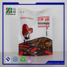 Сумка для упаковки продуктов высокого качества с Zip Lock