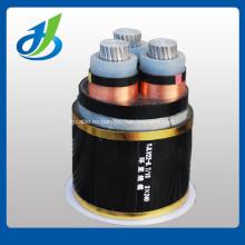 Hasta 35kV Cable de cobre con alimentación aislada XLPE