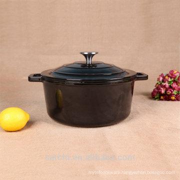 cookware enamel casserole mussel pot