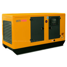 23kVA 18kw Soundproof Diesel Generating Sets with Perkins Engine