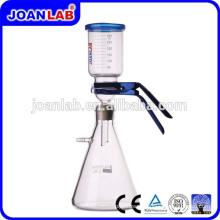 JOAN LAB Boro3.3 Aparelho de filtração de vácuo de vidro com areia Crok