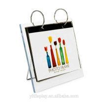 High Clear Acrylic Calendar Holder