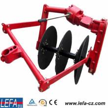 Arado de disco del tractor Equiupment agrícola para la venta (LYQ-320)