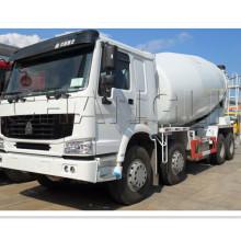 Caminhão avançado do misturador concreto da tecnologia 12m3 China para a venda