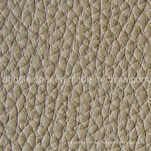 Emboss Litchi Grain Furniture PU Leather (QDL-FP0086)