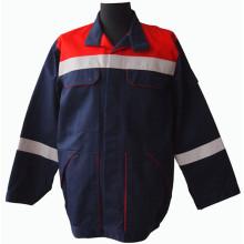FR Antistatische wasser- und ölbeständige Jacke