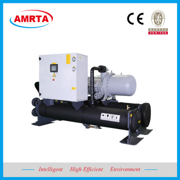 Commercial Screw Water Chillers Industrial Chiller Systems