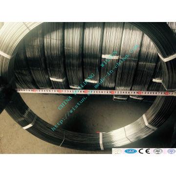 Alambre inoxidable galvanizado oval con precio bajo de alta calidad