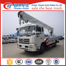 22m Dongfeng Kingrun new condition electric work platform for sale