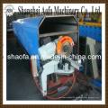 Máquina perfiladora de canales galvanizados (AF-G180)