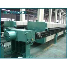 Filtre de disque rotatif / horizontal Filtre PA Presse