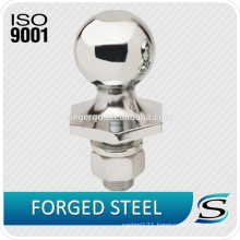 1045 Steel Forged Chrome Plated Trailer Hitch Ball