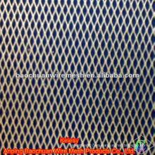 Chapas expandidas de acero inoxidable de la prueba de la rotura de la plata con precio competitivo en almacén