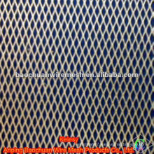 Silver rot proof mild steel expanded sheets with competitive price in store