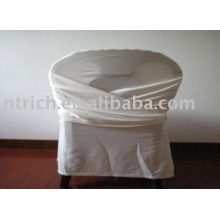 очаровательные стул крышка, свадьба стул крышка, Чехлы на стулья banquet, свадьба стул крышка