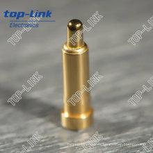Pogo Pin con resorte para dispositivo GPS móvil