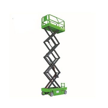 Aerial Work Platform Hydraulic Electric Scissor Lift