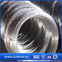 Alambre de hierro galvanizado de alta calidad 0.4mm