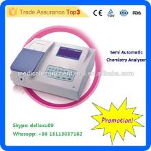 Promotion!!! Analyseur chimique semi-automatique / analyseur de laboratoire / analyseur de biochimie prix MSLBA05