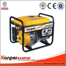 3kVA 3kw Single Phase Portable Petrol Generator