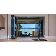 Charcoal Grey Powder Coat Aluminium Türen und Fenster