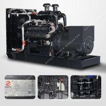 Low price 500kw shangchai diesel generator powered by engine SC27G755D2
