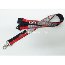 Lanyards Heat Transfer Printing Polyester Lanyards