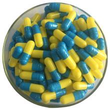 Cápsulas de gelatina duras vacías HPMC