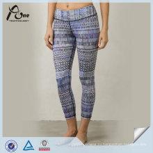 OEM красочные сублимации оптом пользовательские Йога брюки