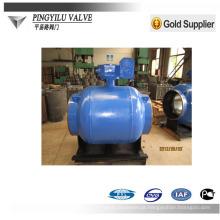 Eléctrodo de aço solda bola alavanca de alavanca para abastecimento de água