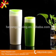 Botella de gel de ducha de 200ml 400ml HDPE