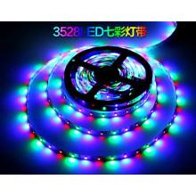 12В SMD 3528 водонепроницаемый гибкие полосы света RGB
