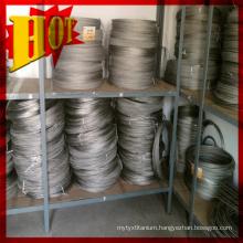 Ti 6al4V Grade 5 3mm Titanium Wire in Coil