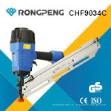 Rongpeng CHF9034c Clavadora para marcos de trabajo pesado
