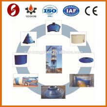 Cinza de mosca 100 tonelada silo de armazenamento fabricação da China, silo de armazenamento de cimento