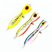 WDL121 chino aparejos de pesca señuelo de la pesca señuelo popper