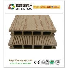 Открытый WPC дешевый / wpc настил плитки / композитных досок / деревянных пластиковых композитных