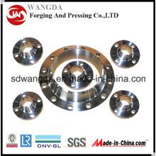 Pl en acier au carbone forgé plaque bride En1092-1 Pn6
