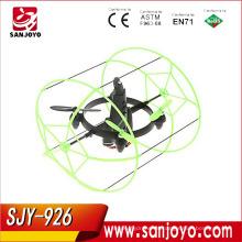 YD-926 2.4G 4CH Control remoto Quadcopter de 4 vías flip con 6 ejes Gyro Wall Climbing RC Helicóptero PS Sky Walker 1306 SJY- 926