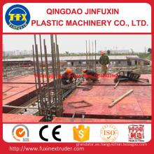Línea de extrusión de placa de espuma de corteza de PVC para construcción