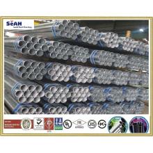 Tubo de acero fabricante profesional