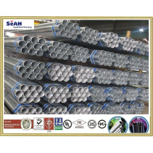 "2-1/2"" Grooved fire fighting steel pipe to BS EN 10255, ASTM A53, A135, A795 - SeAH Steel Pipe"