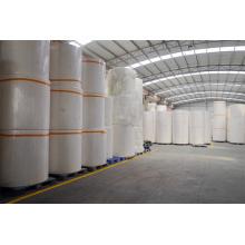Рулон туалетной бумаги из 100% натуральной древесной массы