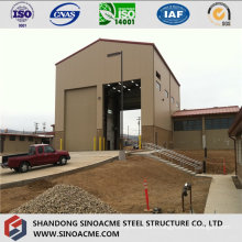 Easy Installation Steel Structure Prefab Building for Warehouse