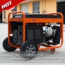 Arranque eléctrico con generador de gasolina a batería 8500