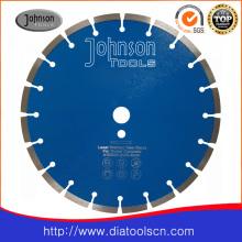 Lame de coupe de béton de 300 mm: lame de scie à diamant