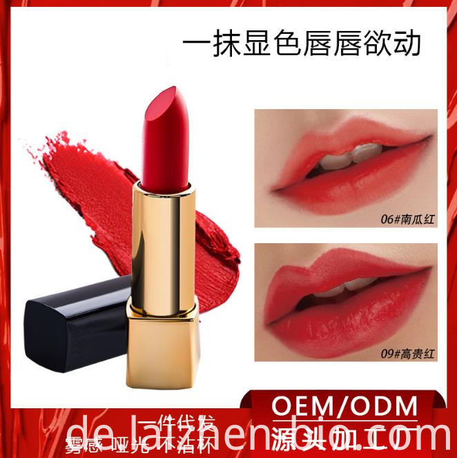 Keep matte solid lipstick
