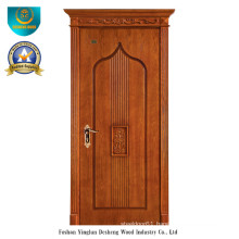 Simplified European Style Solid Wood Door for Interior (ds-050)