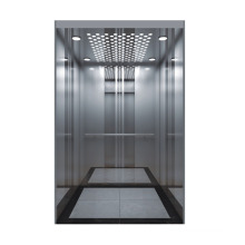 3 Stop Glass Home Elevator Residential Passenger Lift with High Quality